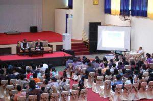 Auditorium Universitas Budi Luhur